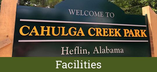 Heflin Parks and Recreation - Cahulga Creek Park - Heflin, AL